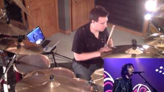 The Grand Illusion (Live) - Styx - Drum Cover by Mike Hetzel (Part 1)