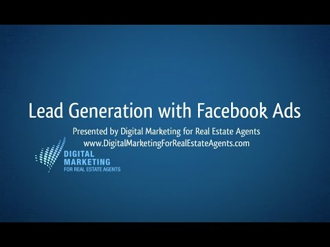Facebook Marketing for Real Estate / Realtors HD