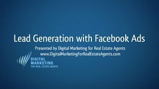 Facebook Marketing for Real Estate / Realtors HD thumbnail