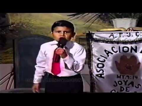 joyabaj 2012,el niño  predicador parte 2