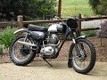 1966 Bsa 441 Victor For Sale
