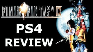Final Fantasy IX Review! Worth the Price? (PS4 Version)
