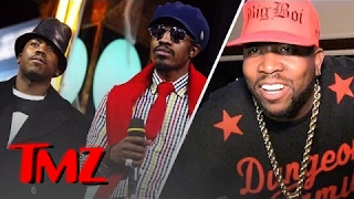 Big Boi Has Beef With Diddy?!?! | TMZ