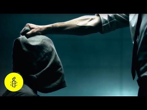 Pubs #6 : Torture - Amnesty International France