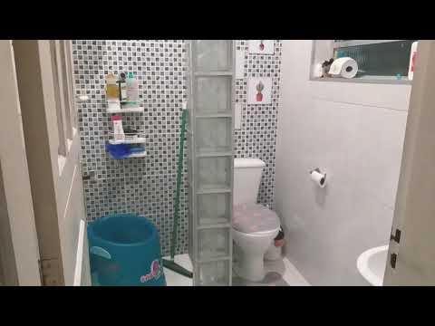 Tour Banheiro Pequeno (box Tijolo De Vidro)
