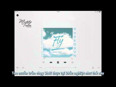 MuddyTeam Vietsub Fly  Epik High  SUGA Recommended