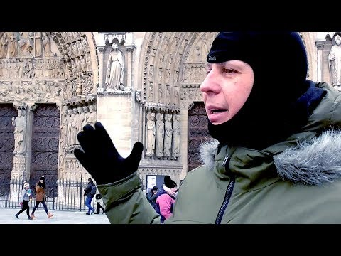 Экскурсия по Парижу: от Арен Лютеции до Собора Парижской Богоматери