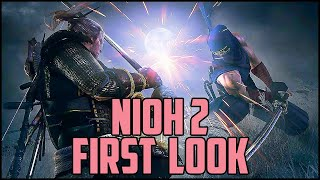 First look at Nioh 2 Alpha!