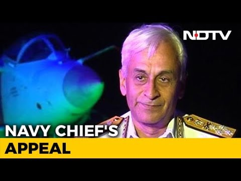 They Died For Us, Do Not Cut Their Children's Study Fund, Writes Naval Chief