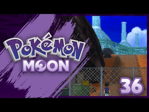 "Let's Play Pokemon Moon w/ MagicActivatr - Episode 36 - ""Geothermal Energy"""