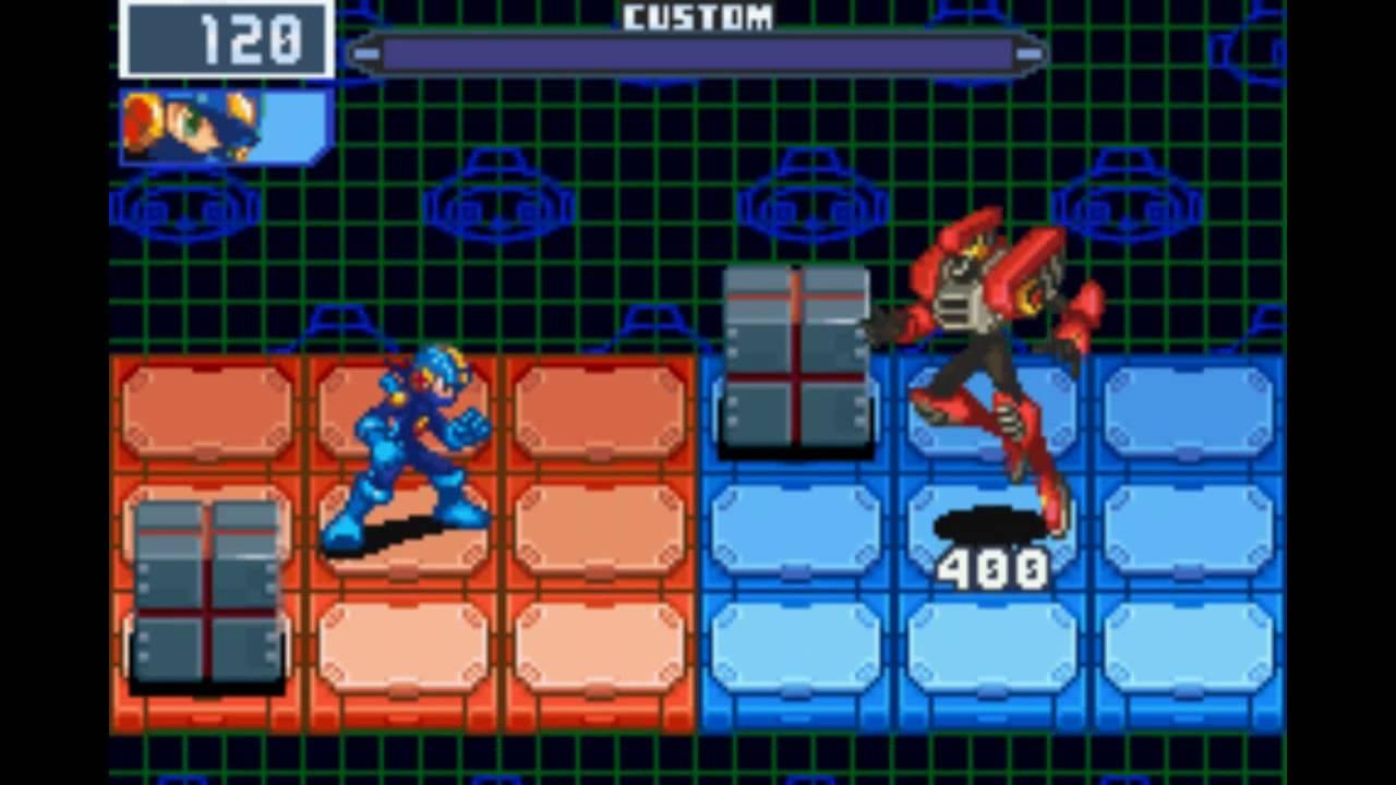 Image result for megaman battle network 6 blastman