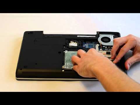 ThinkPad EDGE E520 のCPU交換 : 小さいって事は