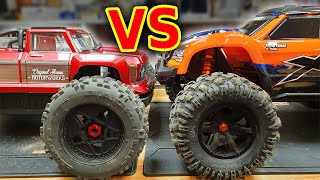 Battle of the WORLD'S BEST BiG RC Car