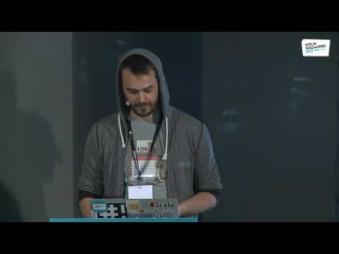 #bbuzz 17: Fokko Driesprong & Vincent Warmerdam - Balancing Heroes and Pokemon in Real Time on YouTube