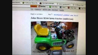 John Deere on Craigslist