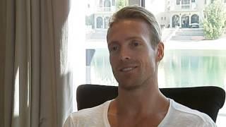 """""""Chippen"""" om livet i Förenade Arabemiraten - TV4 Sport"""