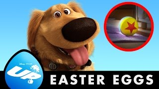 10 Hidden Disney•Pixar Movie Secrets About Up! | Disney Facts | Oh My Disney