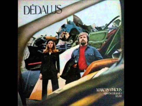 Marcus Vinícius - Dédalus (1974) - Completo/Full Album