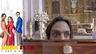 Doña Flor y sus dos maridos - Capítulo 16: ¡Valentín regresa! | Las Estrellas