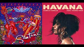 Santana ft Camila Cabęllo & Rob Thomas - Smooth Havana 2.0 (No Rap Version) Mashup