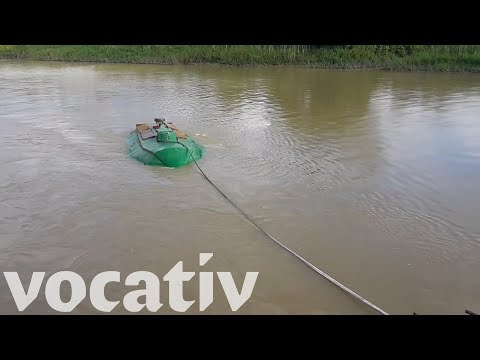 Colombia Seizes An Eco-Friendly Submarine Smuggling Drugs