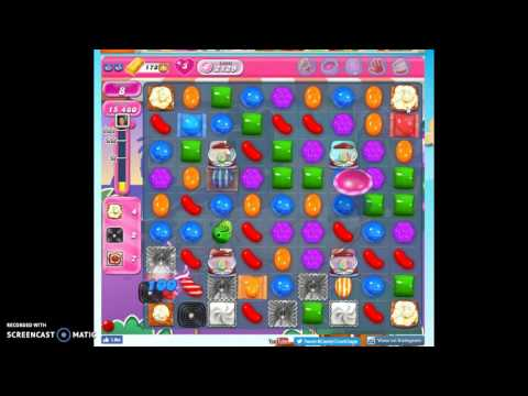Candy Crush Level 2129 help w/audio tips, hints, tricks