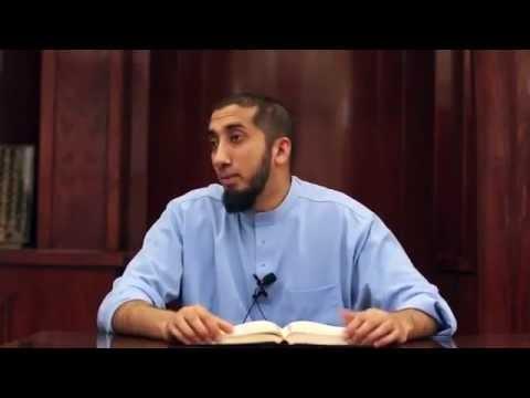 Deciding your career path - Nouman Ali Khan