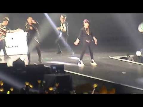 130518 Epik High-Don't hate me G-Dragon One of A Kind Tour Live in Hong Kong