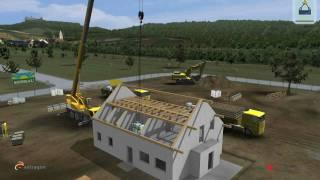 Kran Simulator 2009 Trailer gro?