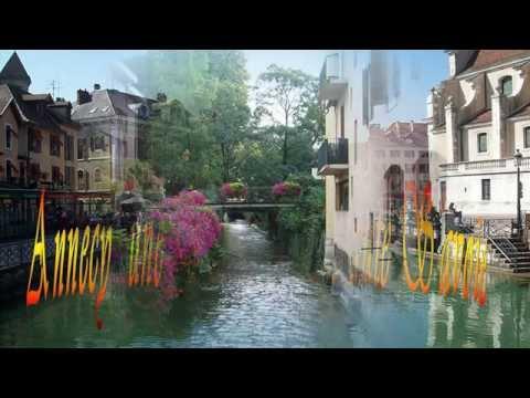 Annecy une Venice en Haute Savoie