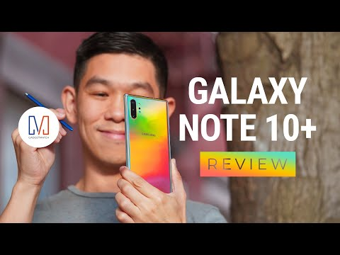 Samsung Galaxy Note 10 And Note 10+ Review