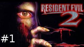 Resident Evil 2 Walkthrough Part 1: A Step Back in Time