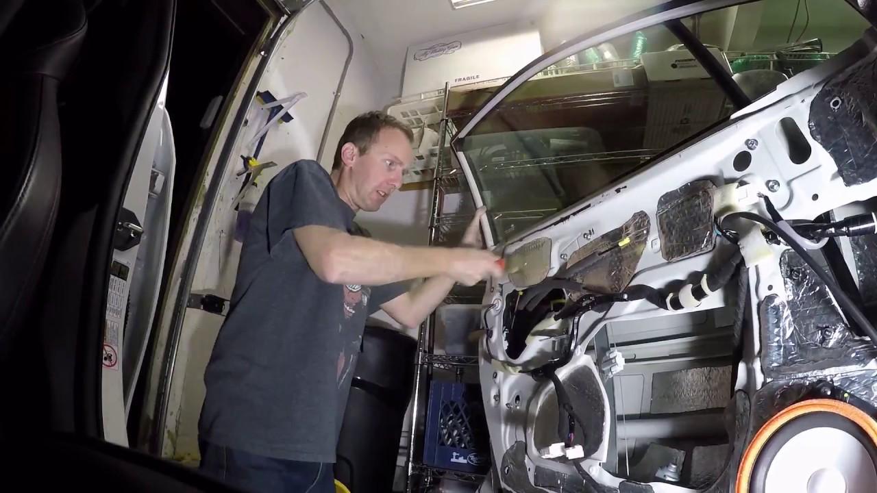 2015 Subaru Wrx Ep 678 Noico Sound Deadening The Front