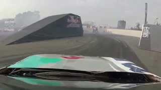 Kuba Przygoński Verva Street Racing 2014 Drift