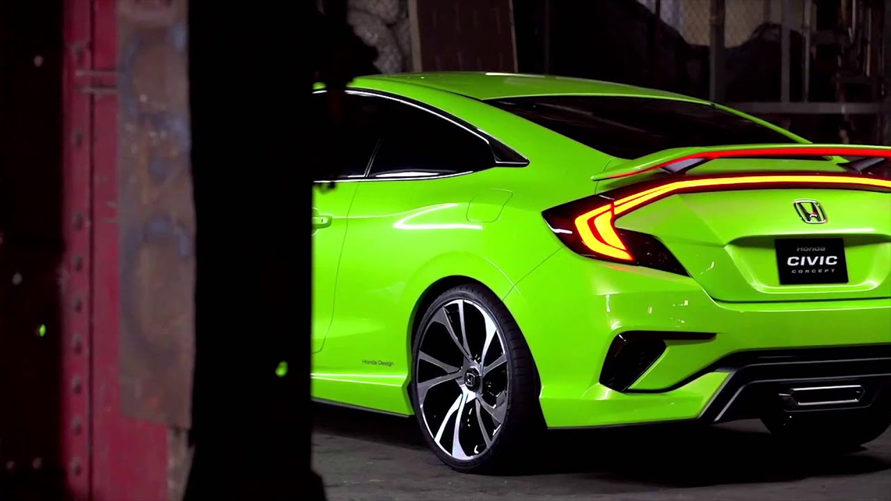 Sal o de new york honda civic smart fortwo youtube for Honda smart car