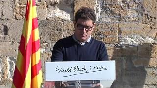 Homenaje del PSC a Ernest Lluch en Girona