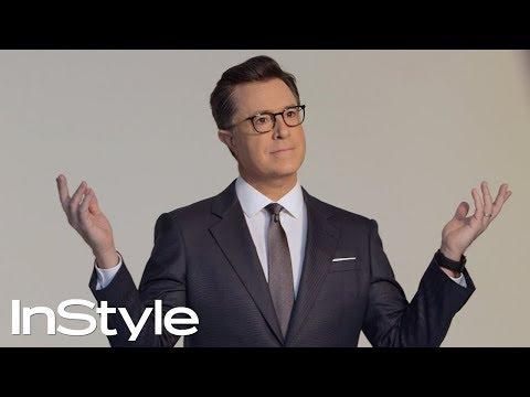 Stephen Colbert is September