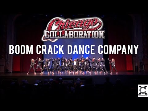 Boom Crack! Dance Company | 2nd place | Collaboration Chicago 2017