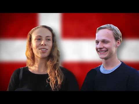You Know You are Dating a DANISH Woman When...