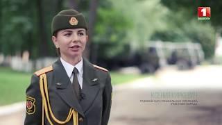 Вооруженные силы Республики Беларусь. ЛИЦА ПАРАДА