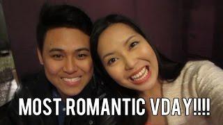 Most Romantic Valentine's Day Ever! (february 14, 2015) - Saytiocoartillero