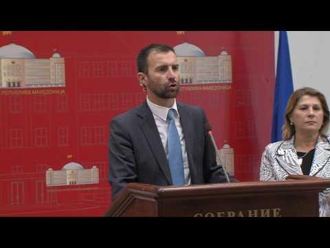 ВМРО-ДПМНЕ БАРА ИТНА СЕДНИЦА ЗА ДОГОВОРОТ СО БУГАРИЈА