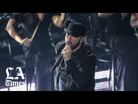 Eminem Surprises Oscars With 'Lose Yourself' Performance, 17 Years After Best Original Song Win