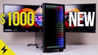 $1000 AMD Ryzen 3600 + Navi RX 5700 Gaming PC Build for 2019!