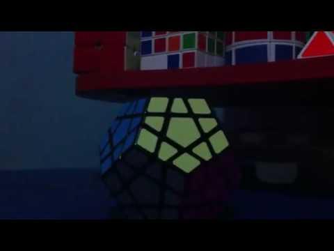 Download Enseando todos mis Cubos de rubik