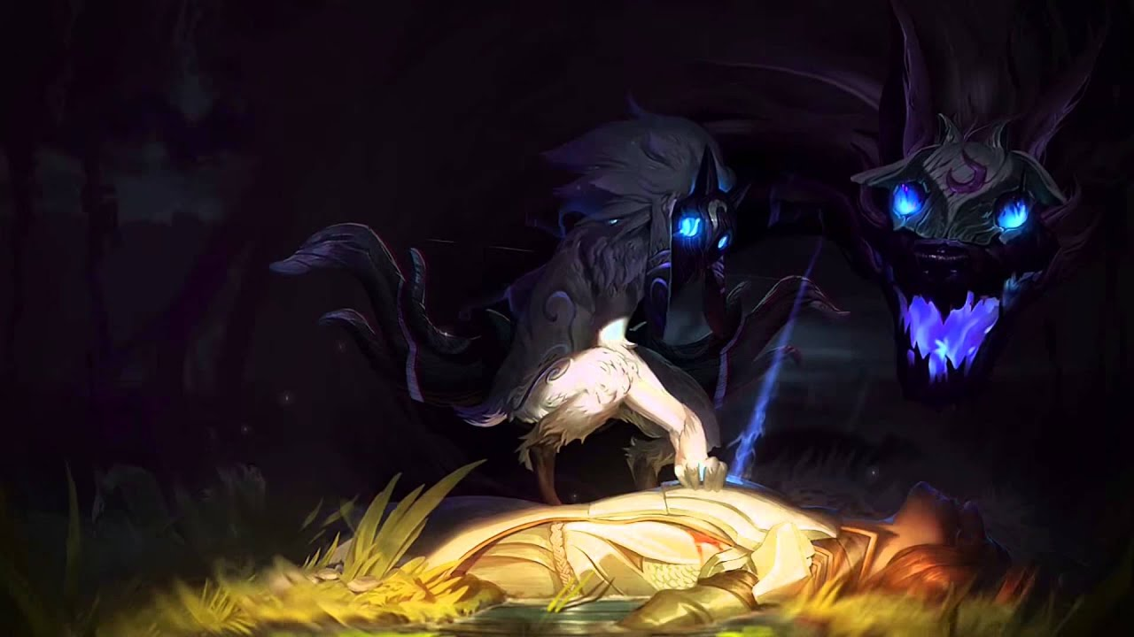 Kindred splash art