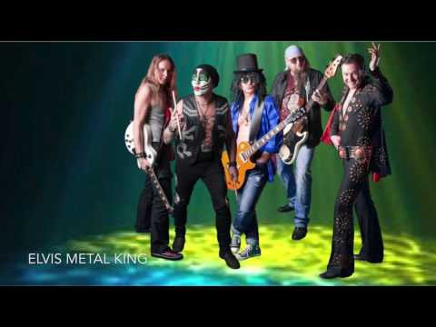 Elvis Metal King - That's All Right Mama / Welcome to the Jungle