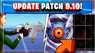 "UPDATE PATCH 9.10 FORTNITE TODAY! ""THE MISTERS OF THE EVENT EVENT POLARE PICCO! (FORTNITE SEASON 9)"