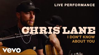 Chris Lane I Don 39 t Know About You Live Performance Vevo.mp3