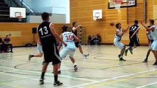 ProAm Game - Düsseldorf Giants vs Telekom Bonn 2